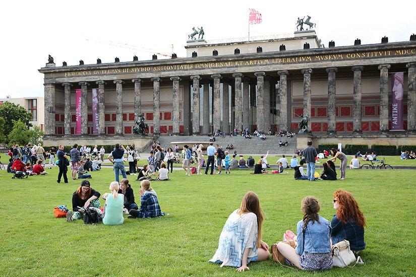 Altes Museum in Berlijn