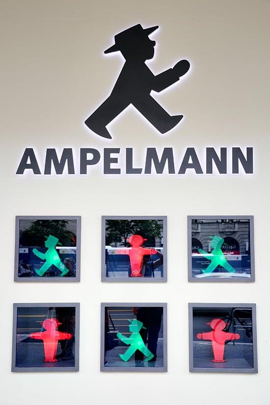 Ampelmannwinkel - Unter den Linden - Berlijn