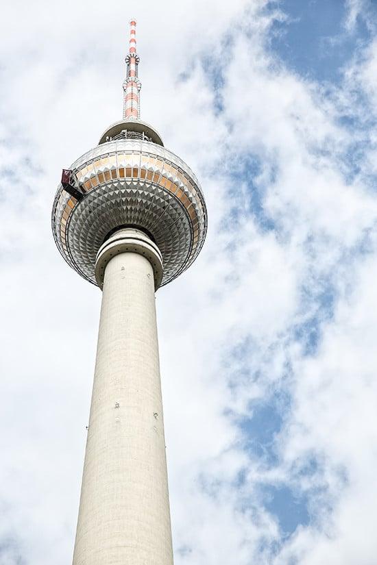 Fernsehturm in Berlijn a.k.a That Tower Again