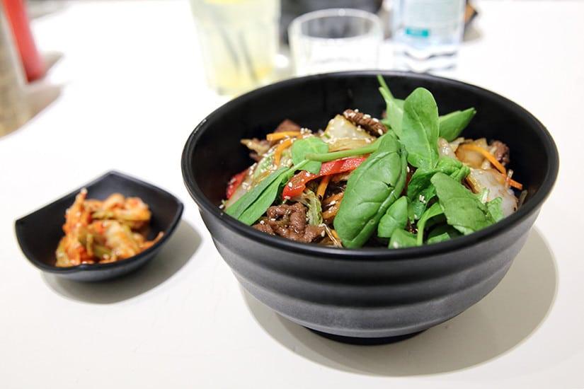 Koreaanse keuken in Berlijn