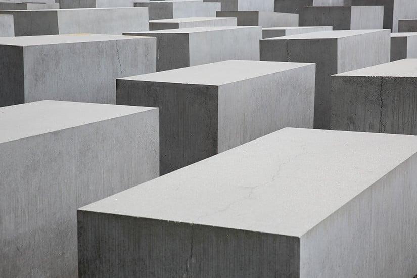 Denkmal für die ermordeten Juden Europas - Berlijn