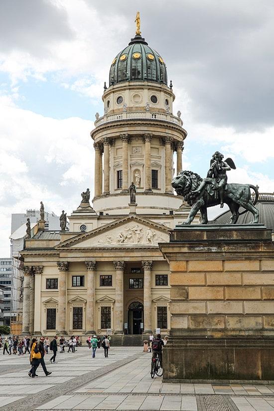 Deutscher Dom - Gendarmenmarkt - Berlijn