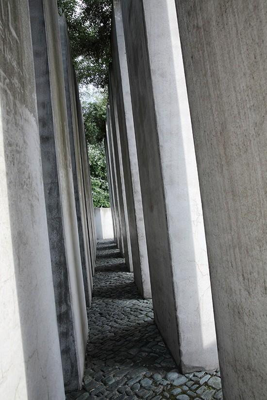 Garden of Exile - Jüdisches Museum - Berlijn
