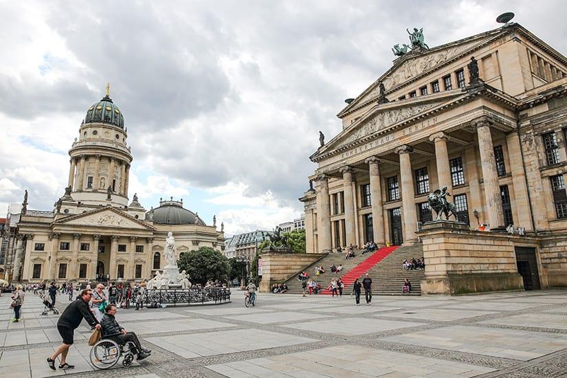 Gendarmenmarkt - Berlijn
