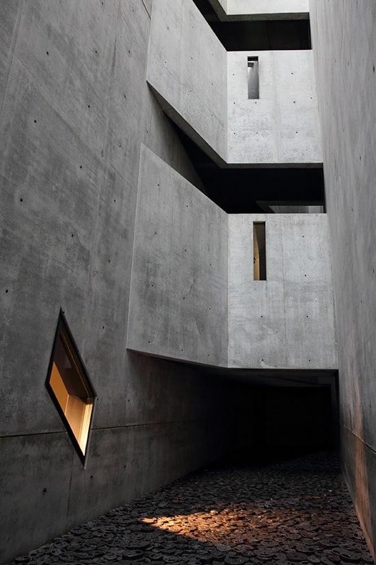 Holocaust Tower - Jüdisches Museum - Berlijn