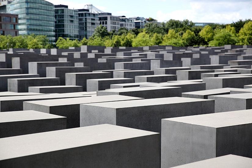 Nationaal Holocaustmonument - Berlijn