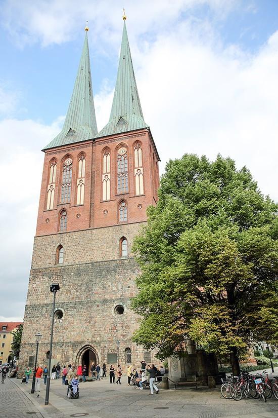 Nikolaikirche - Nikolaiviertel - Berlijn