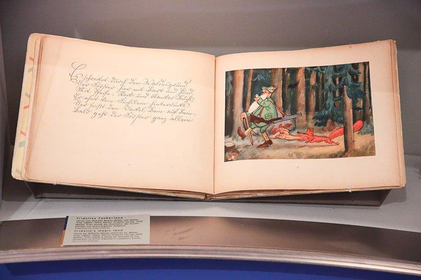 Sprookjesboek - Joods Museum - Berlijn