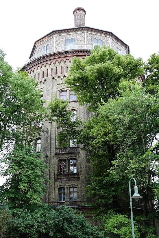 Wasserturm - Berlijn