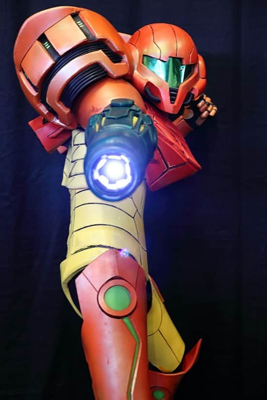 FACTS 2015 - Cosplay - Samus Aran