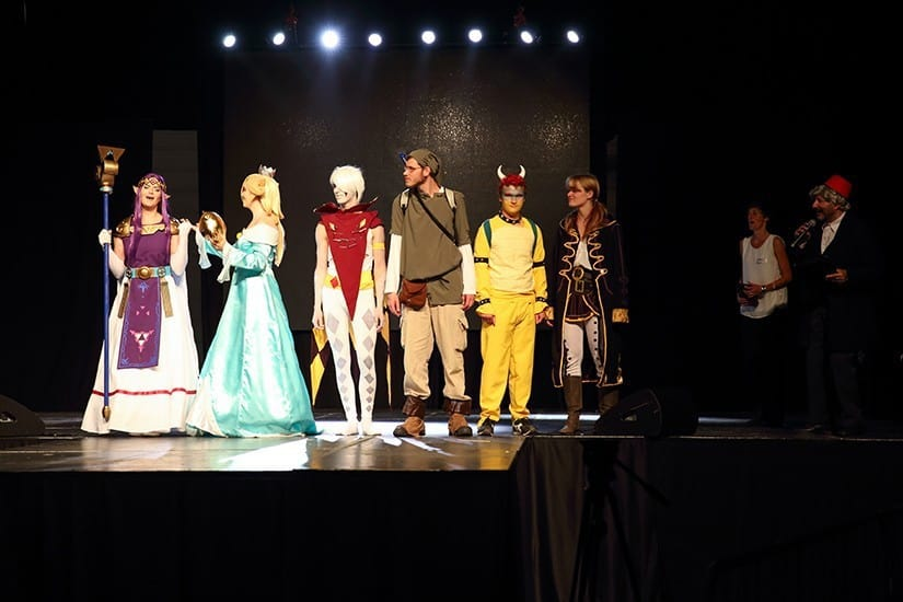 FACTS 2015 - Cosplay Contest Nintendo