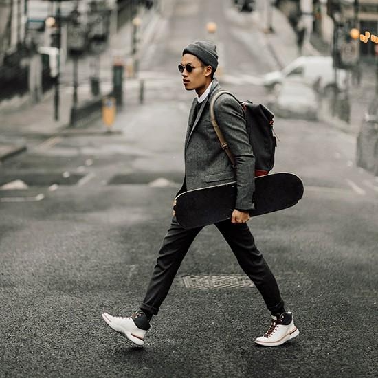 Modeblogs voor mannen - Quyen Mike