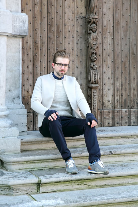 Outfit of the Day - Kille Contrasten - via AGMJ.be