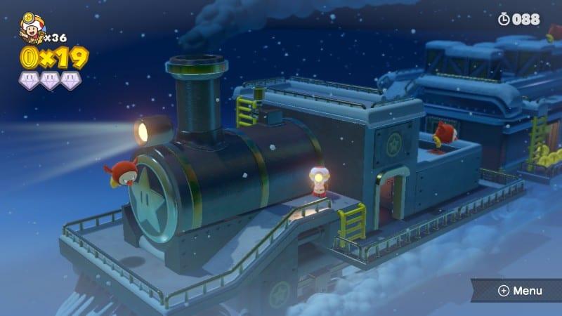 Captain Toad - Treasure Tracker - Wii U