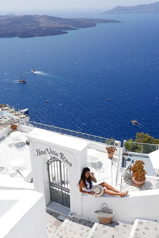Kreta & Santorini