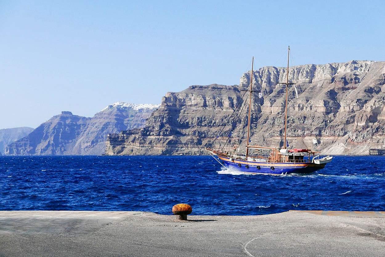 Kreta en Santorini in 101 beelden