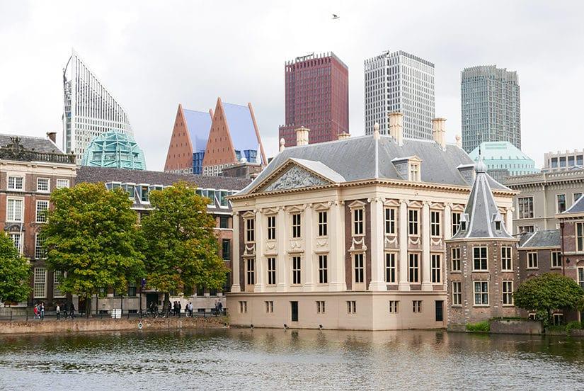 Nederland verkennen - Den Haag - AGMJ door Laurens M
