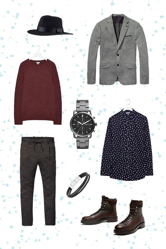 3 leuke outfits voor een stijlvol kerstfeest - casual chic - door AGMJ