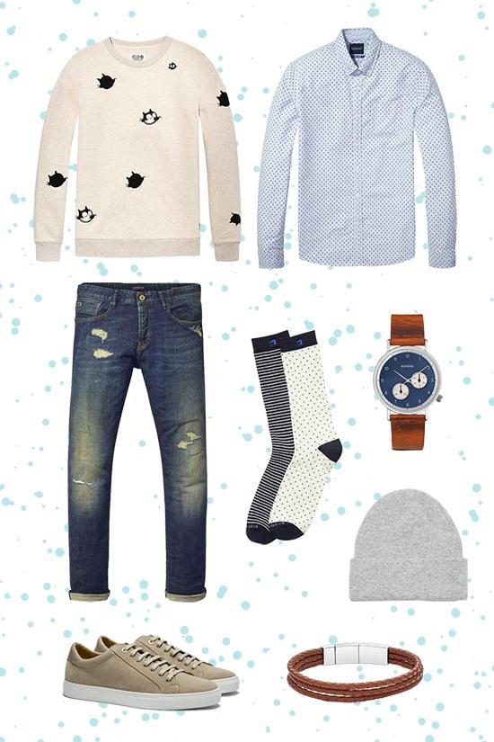 3 leuke outfits voor een stijlvol kerstfeest - casual door AGMJ