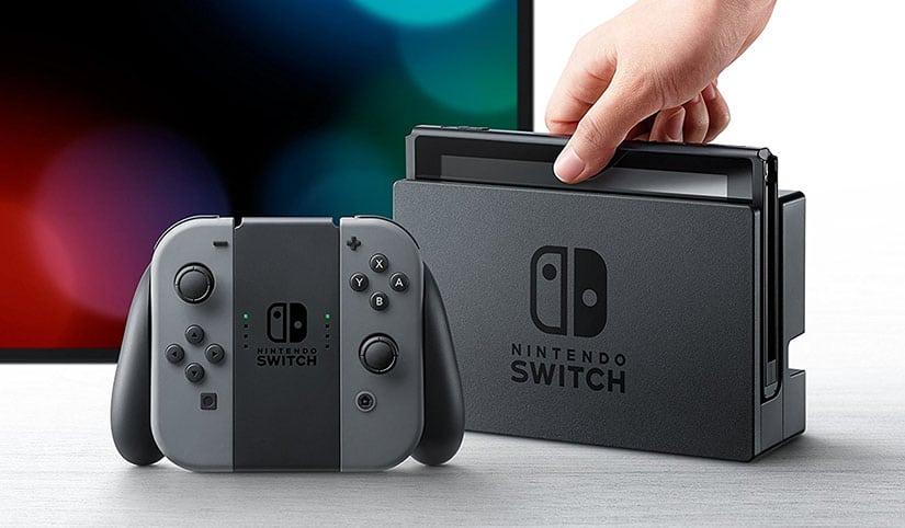 Beste aankoop van 2017 - Nintendo Switch - door AGMJ