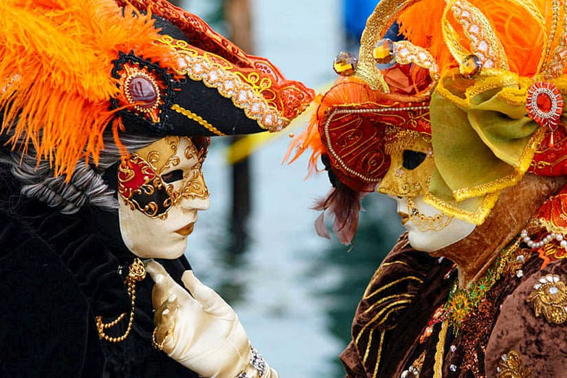 Wat is Cosplay - Carnaval Venetië - door AGMJ