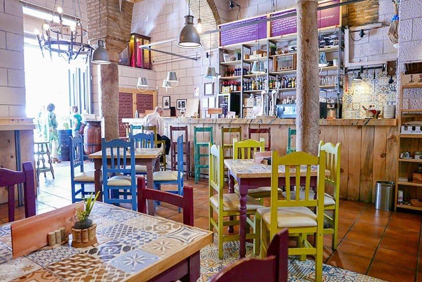 Citytrip Sevilla Bezienswaardigheden - Arco Tapas - door AGMJ