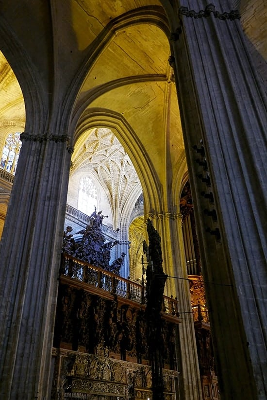 Citytrip Sevilla Bezienswaardigheden - Catedral de Santa María de la Sede - door AGMJ