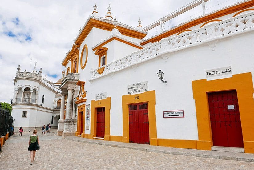 Citytrip Sevilla Bezienswaardigheden - La Maestranza - door AGMJ