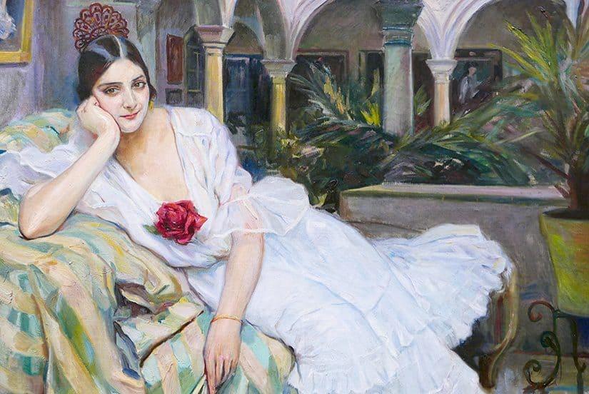 Citytrip Sevilla Bezienswaardigheden - Museo de Bellas Artes - door AGMJ