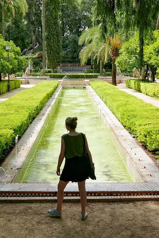Citytrip Sevilla Bezienswaardigheden - Parque de Luisa María - door AGMJ - 4