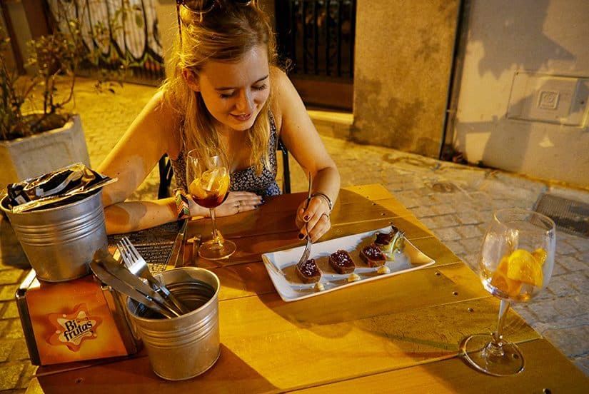 Citytrip Sevilla Bezienswaardigheden - Quilombo Bar - door AGMJ