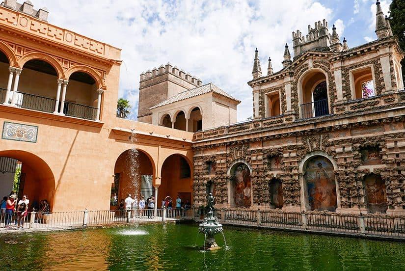 Citytrip Sevilla Bezienswaardigheden - Real Alcázar de Sevilla - door AGMJ - 6