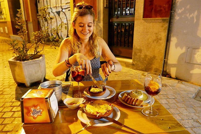 Citytrip Sevilla Bezienswaardigheden - Tapas - door AGMJ