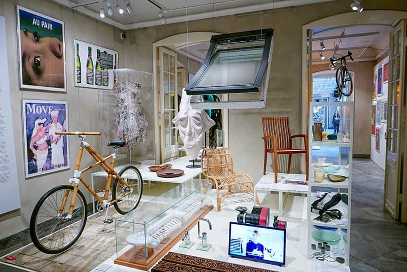 Citytrip Kopenhagen bezienswaardigheden - Designmuseum Danmark - door AGMJ
