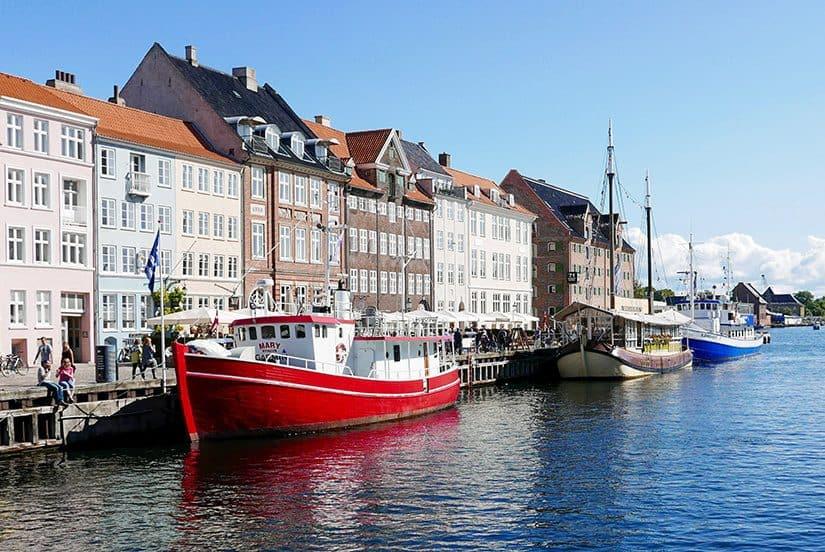 Citytrip Kopenhagen bezienswaardigheden - Nyhavn - door AGMJ
