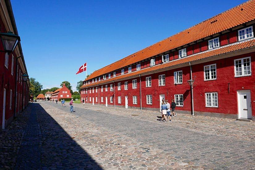 Citytrip Kopenhagen bezienswaardigheden - Kastellet - door AGMJ