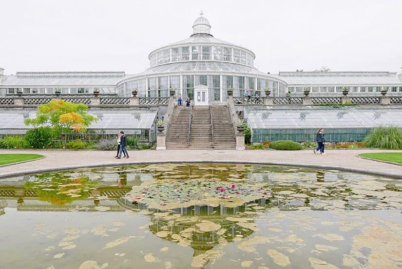 Citytrip Kopenhagen bezienswaardigheden - Botanisk Have - door AGMJ