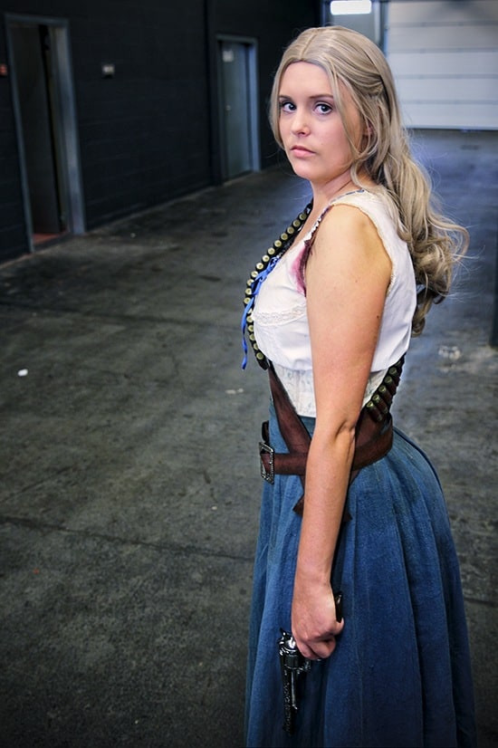 FACTS 2018 - Fall Edition - Dolores - Westworld cosplay - door Laurens M - via AGMJ