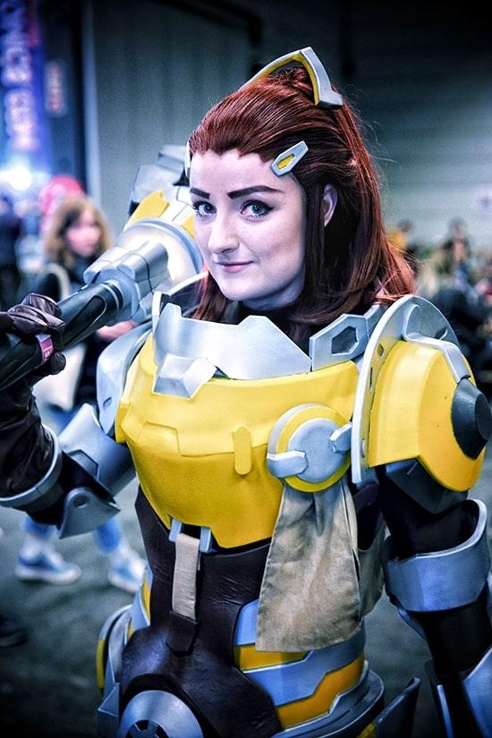 FACTS 2018 - Fall Edition - SciFi cosplayer - door Laurens M - via AGMJ