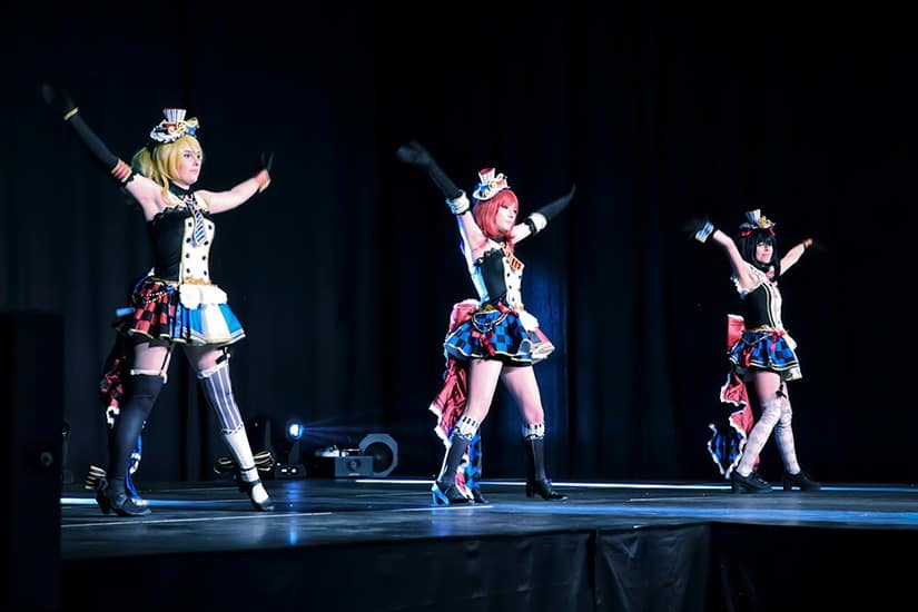 FACTS 2018 - Fall Edition - Cosplay Contest - door Laurens M - via AGMJ