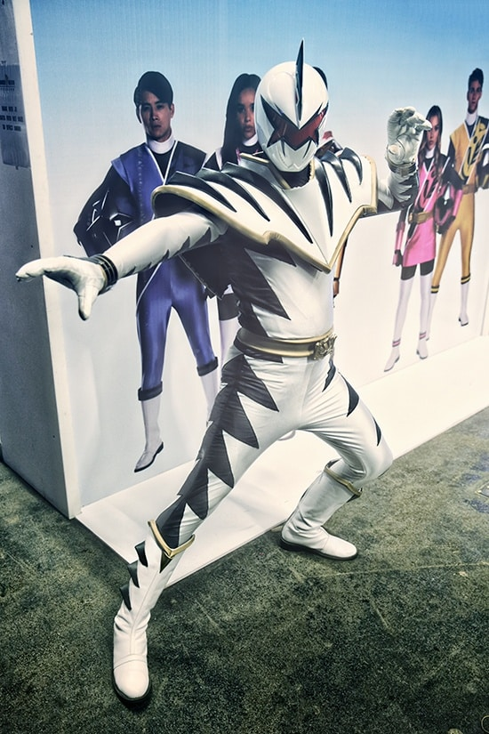 FACTS 2018 - Fall Edition - Power Ranger Cosplay - door Laurens M - via AGMJ