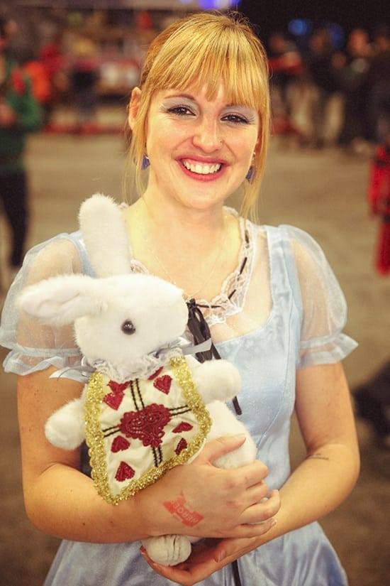 FACTS 2018 - Fall Edition - Alice in Wonderland cosplay - door Laurens M - via AGMJ