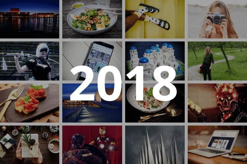 Mijn AGMJ blogresultaten voor 2018 en blogdoelen voor 2019 - door Laurens M - via AGMJ.be - 2018 (1)