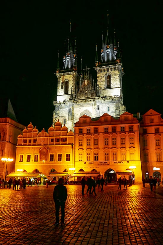 Staroměstské náměstí - Oudestadsplein - Citytrip Praag bezienswaardigheden - Reistips van Laurens M - via AGMJ.be - 130