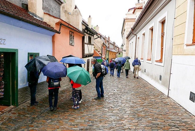 Gouden Straatje - Praagse Burcht - Citytrip Praag bezienswaardigheden - Reistips van Laurens M - via AGMJ.be - 99