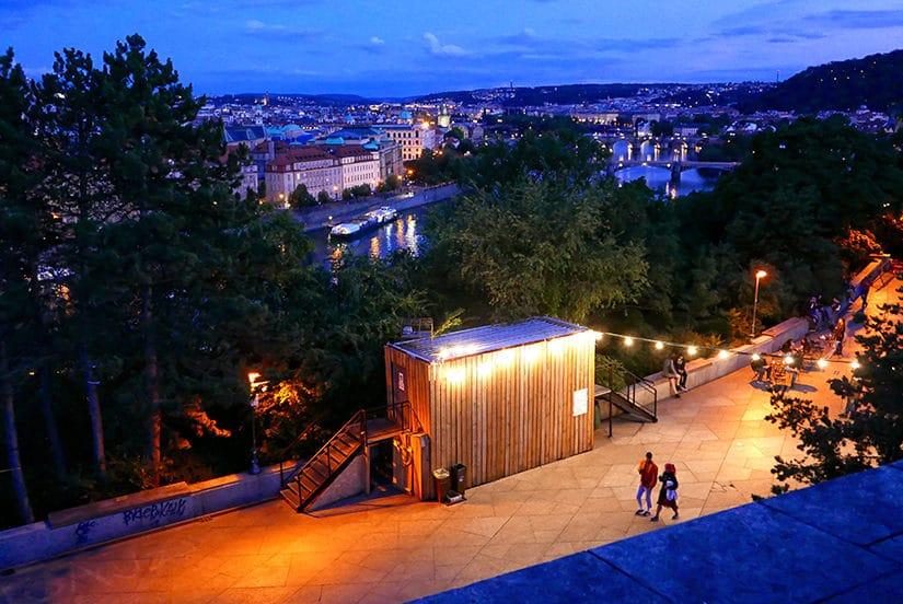 Letná-park - Citytrip Praag bezienswaardigheden - Reistips van Laurens M - via AGMJ.be