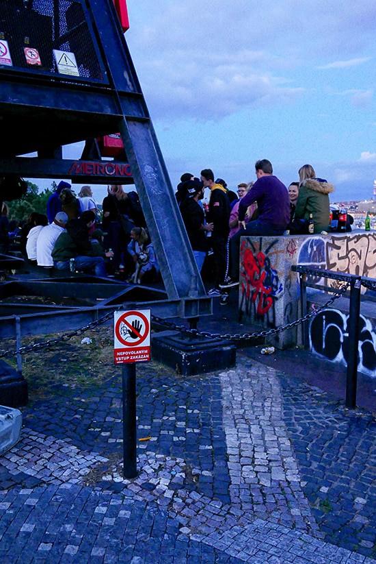 Letná-park - Citytrip Praag bezienswaardigheden - Reistips van Laurens M - via AGMJ.be - 115