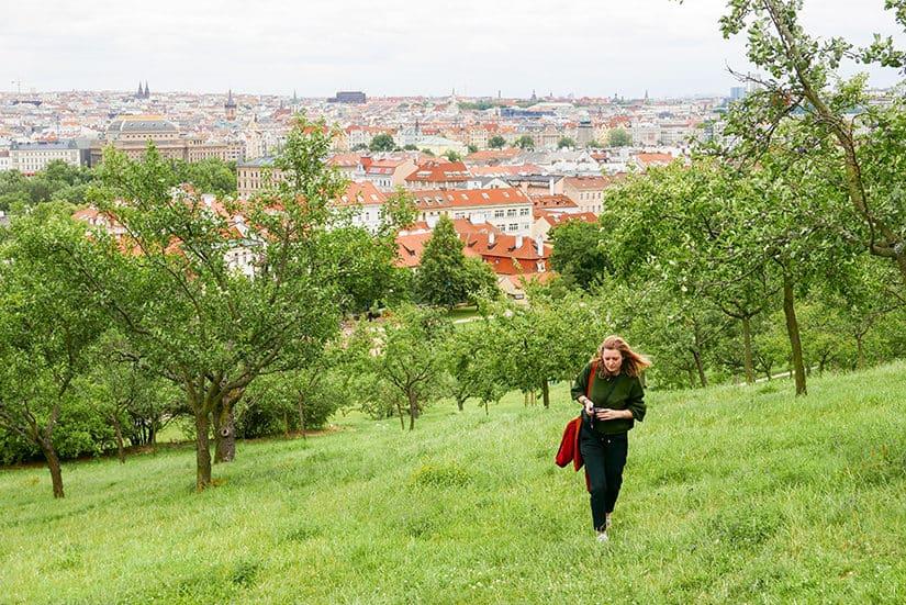 Petřín-heuvel - Citytrip Praag bezienswaardigheden - Reistips van Laurens M - via AGMJ.be - 234