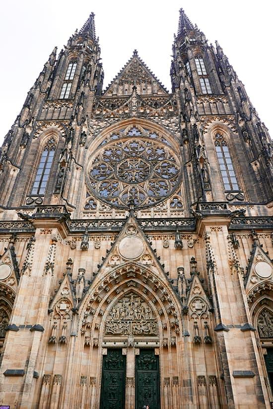Sint-Vituskathedraal - Hradčany - Citytrip Praag bezienswaardigheden - Reistips van Laurens M - via AGMJ.be - 78