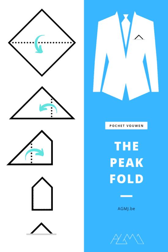 The Peak Fold - pochet vouwen - fashion blog - door Laurens M - via AGMJ